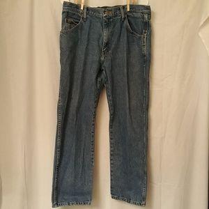 Wrangler Regular Fit Men's Jeans